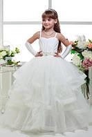 Нарядное платье для девочки ВИКТОРИ