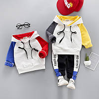 Спортивний костюм для хлопчиків / толстовка с капюшоном детская одежда с длинными рукавами, детский пуловер