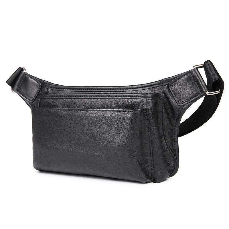 Шкіряна сумка на пояс 3016A