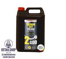 MENZERNA Medium Cut Polish 2400 Полировальная паста среднего зерна 5л