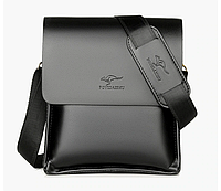 Стильная мужская сумка барсетка KANGAROO. Сумки Кенгуру. КС4
