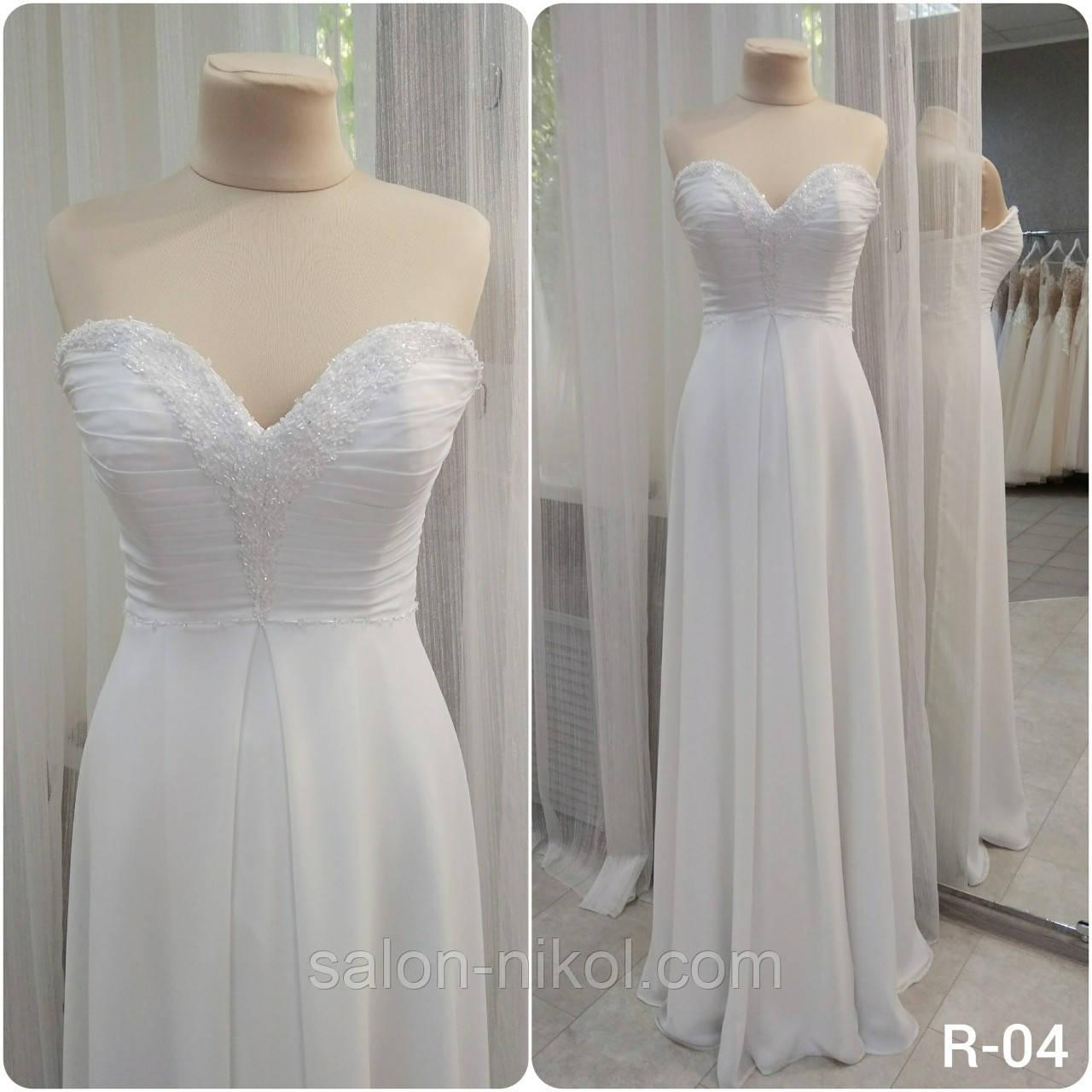 Свадебное платье R-04