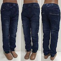 Теплі дитячі джинси для хлопчика Nice. Угорщина. 98/116 р.