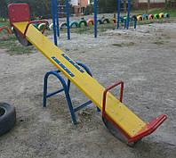 Детская качалка-балансир  деревянная, фото 1