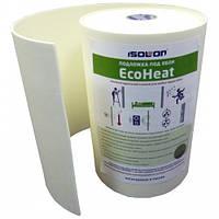 Подложка под обои Изолон ECOHEAT для теплоизоляции и звукоизоляции