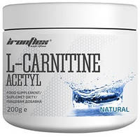 Карнитин IronFlex - L-Carnitine Acetyl (200 грамм)