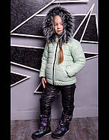 На рынке детская куртка на двойном синтепоне стоит до 2000 гривен, а демисезонные ботинки можно купить за 1100