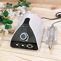 Фрезер для маникюра Nail Drill ZS-711 PRO WHITE , 65 Вт
