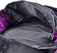 Качественный, туристический рюкзак 45 л. Onepolar W1638-violet фиолетовый, фото 7