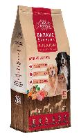 Корм для  собак крупных пород МЯСНОЕ АССОРТИ, 10 кг