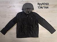 Куртки кожзам для мальчиков оптом, размеры 134-164,  Glo-story, арт. ВPY-9260, фото 1