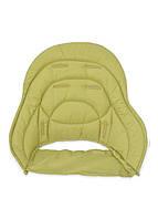 Дополнительный вкладыш к стульчику для кормления Chicco Polly Magic 3 в 1 зеленый