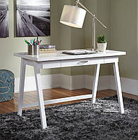 Стол письменный компьютерный из дерева 068