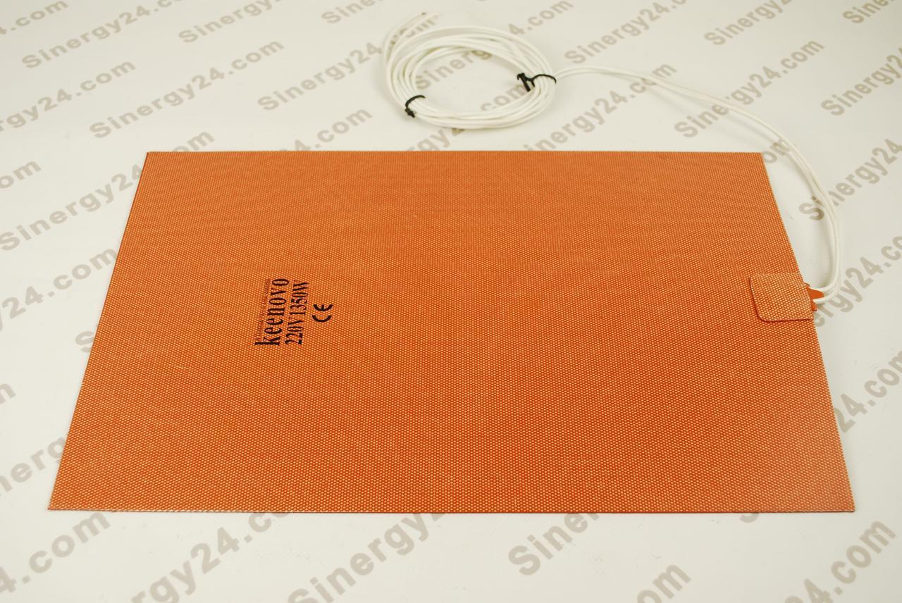 Гибкая нагревающая пластина 1350Вт, 220 В (265х450мм)