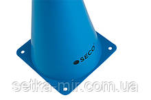 Тренировочный конус SECO 23 см цвет: синий