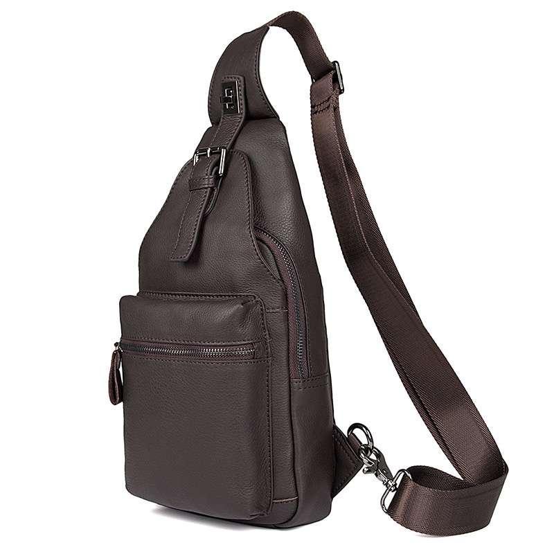 Шкіряний рюкзак-сумка 4012Q