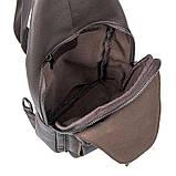 Шкіряний рюкзак-сумка 4012Q, фото 10