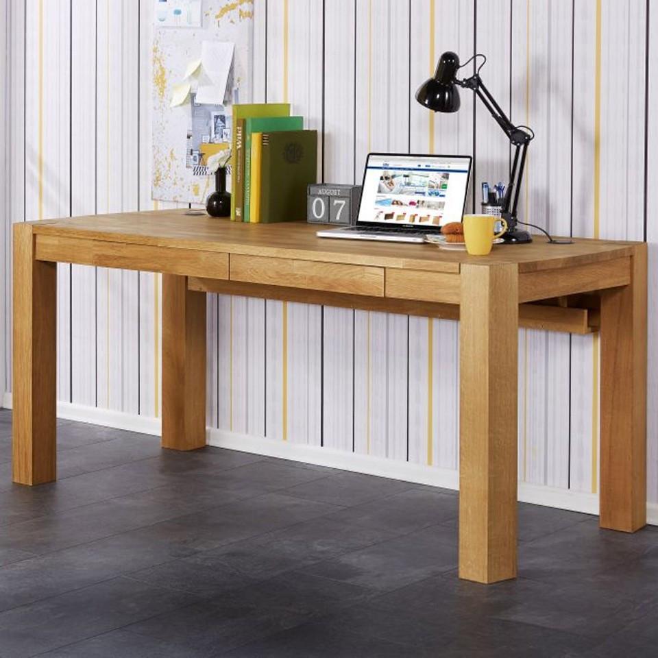 Письменный стол из дерева 099