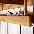 Письменный стол из дерева 099, фото 5