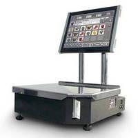 Весы электронные торговые с чекопечатью – Штрих-М РС-Scale 200