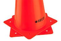 Тренировочный конус SECO 32 см цвет: оранжевый, фото 1
