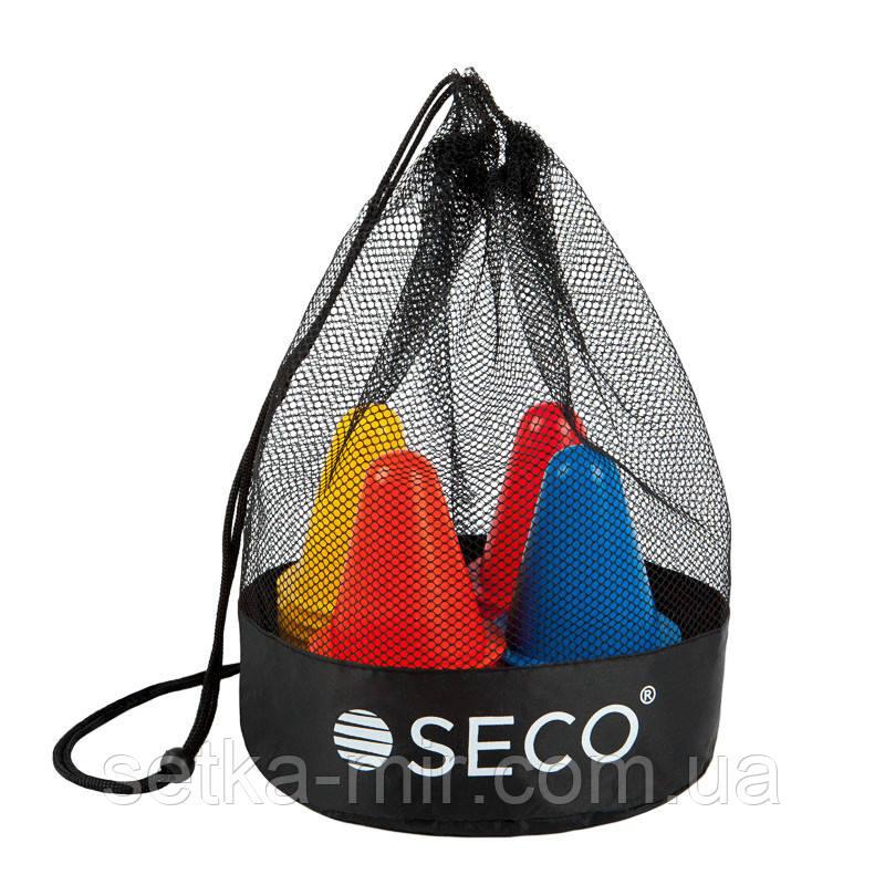 Набор тренировочных конусов SECO 8 см