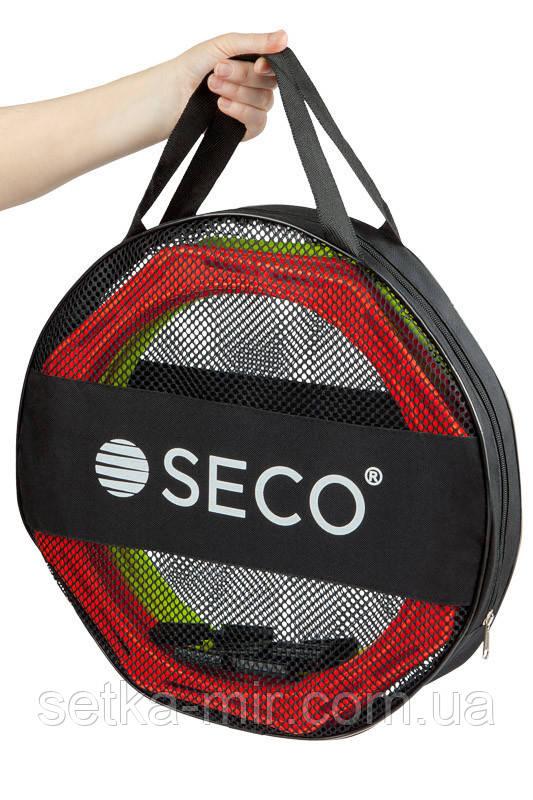 Набор тренировочных колец 40 см SECO 8 шт.