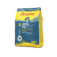 Сухий корм Josera Light & Vital (для собак із зайвою вагою)