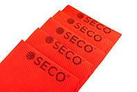 Манишка для футбола цвет: оранжевый SECO