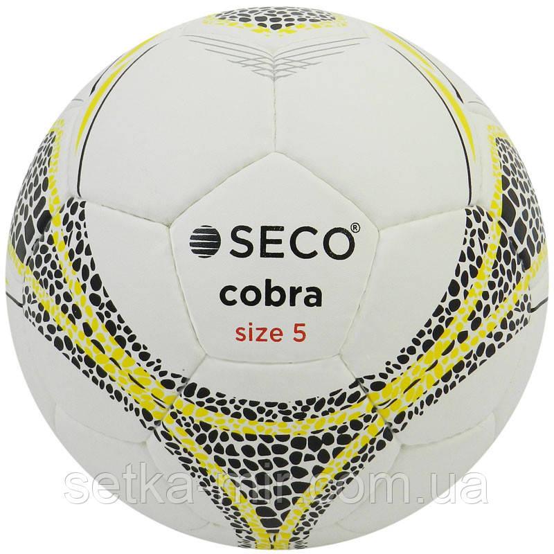 Мяч футбольный SECO Cobra размер 5