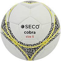 Мяч футбольный SECO Cobra размер 5, фото 1