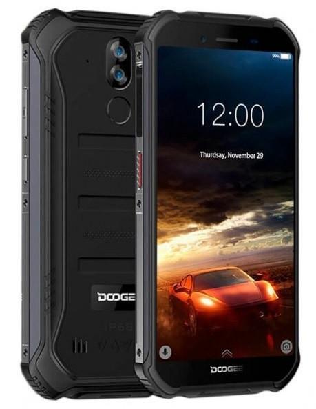 Смартфон Doogee S40 - 3/32Гб (black) IP68 оригінал - гарантія!