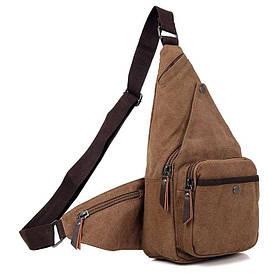 Мужская сумка через плечо 9033C