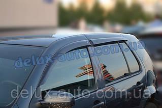 Ветровики Cobra Tuning на авто VW Golf IV 5d 1999-2005 Дефлекторы окон Кобра для Фольксваген Гольф 4 5д 1999