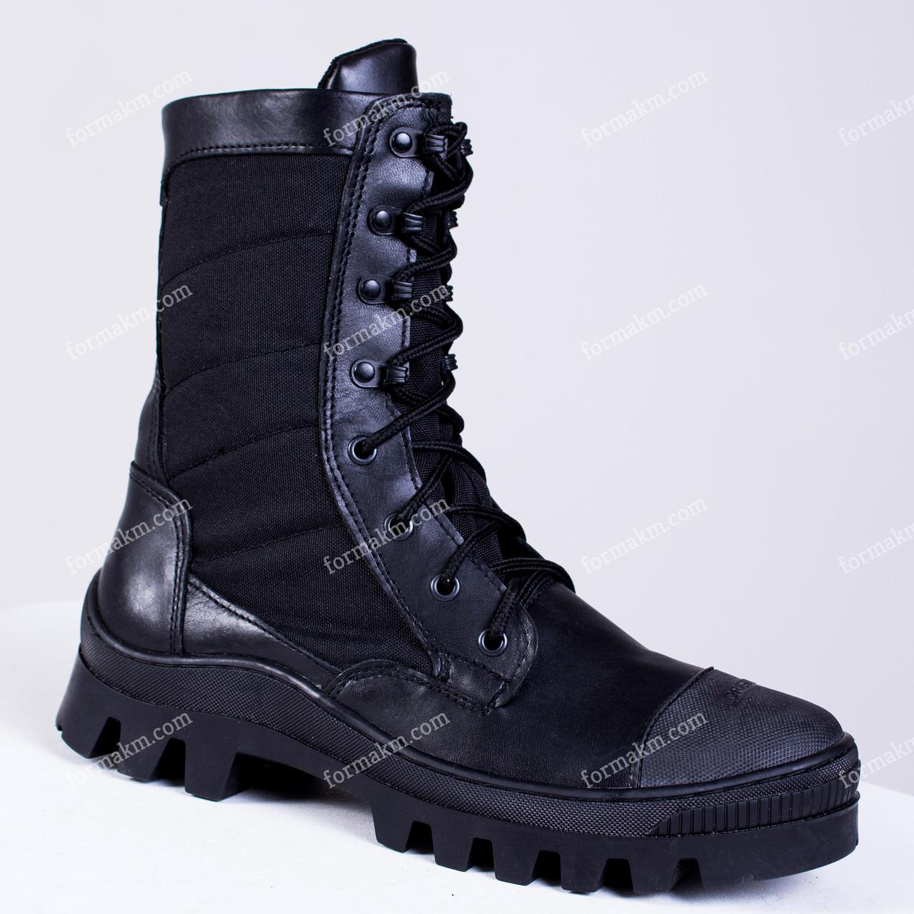 Берцы Демисезонные Patrol Black