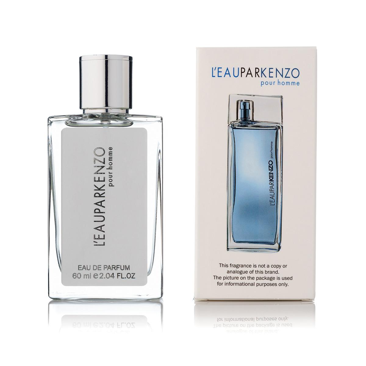 Мужской ароматный парфюм L'Eau K Pour Homme 60 мл