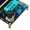 ESR, LCR тестер GM328A тестер для конденсаторов рус, фото 2