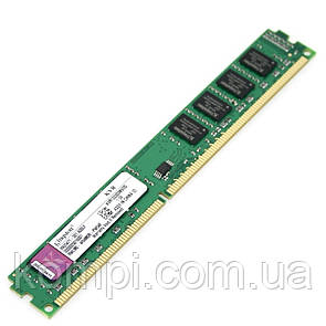 Оперативна пам'ять KINGSTON DDR3 2Gb 1333Mhz/PC10600