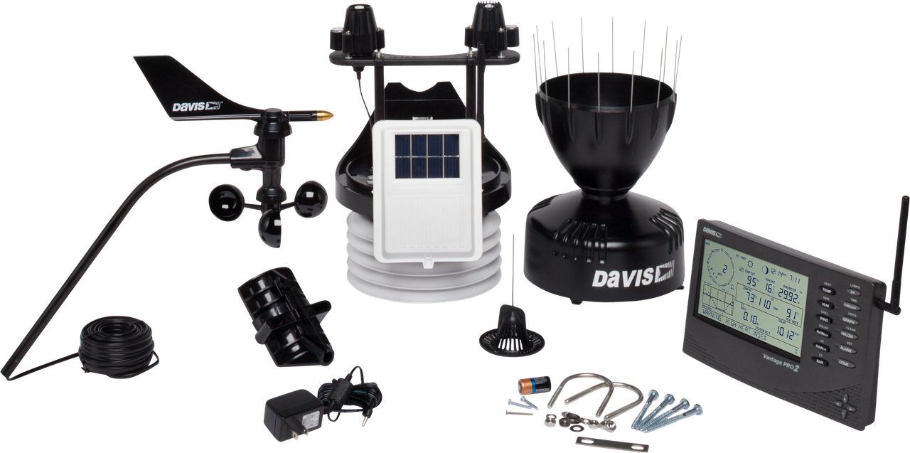Погодна станція Davis Vantage Pro2 Plus
