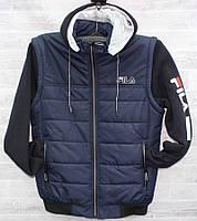 """Куртка-жилетка мужская демисезонная V&N, размеры 48-56 """"SPARTA""""  купить недорого от прямого поставщика"""