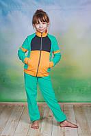 Костюм спортивный детский мята, фото 1