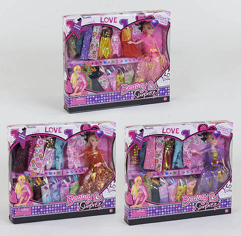 Кукла с нарядами Beauty Surprise - купить по лучшей цене в ...