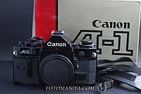 Canon A-1 body, фото 1