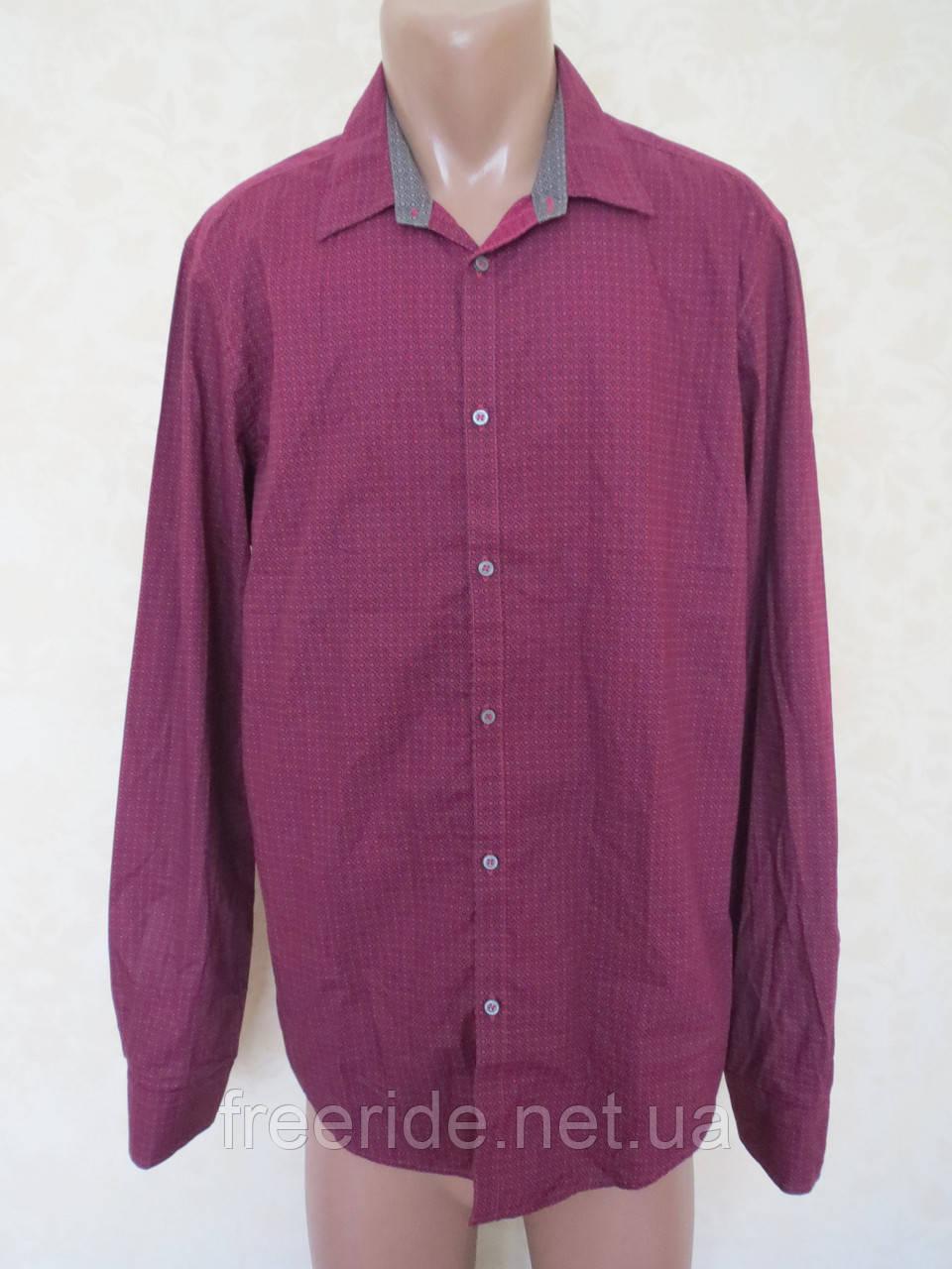 Фирменная рубашка с длинным рукавом MEXX (XL)