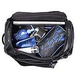 Натуральна шкіряна сумка - рюкзак X-6010A, фото 9