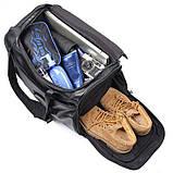 Натуральна шкіряна сумка - рюкзак X-6010A, фото 10