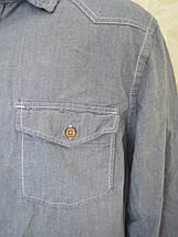 Фирменная стильная рубашка ESPRIT (как L) под джинс, фото 3
