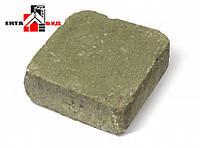 Камень Винтаж 6 (15х15) Оливка / Камінь Вінтаж 6 (15х15) Оливка