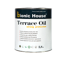 Террасное масло для дерева Terrace Oil Bionic House 1 л