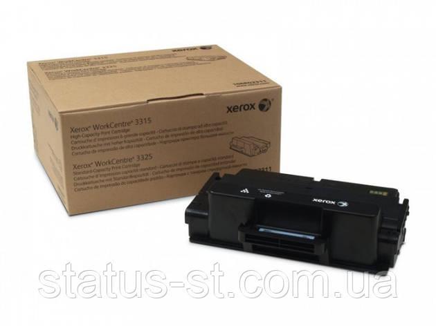 Заправка картриджа Xerox 106R02310 для принтера WorkCentre 3315DN, 3325DNI, фото 2